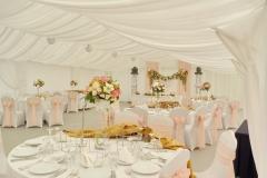 Свадьба в шатре отеля Ramada
